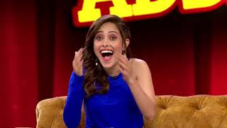 Ultimate madness with Nushrat Bharucha and Harbhajan Singh on Bingo! Comedy Adda