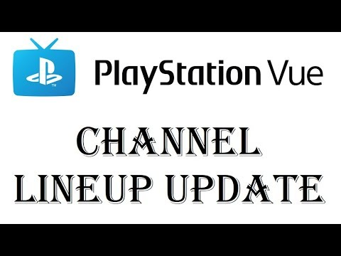 Playstation Vue Channel Lineup Top Channels You Don T Get Access Core Elite Ultra Youtube