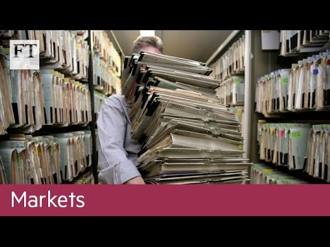 Red tape on trade reporting | FT Markets