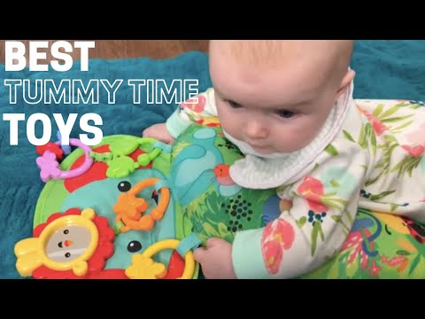 3 Best Tummy Time Toys For Babies