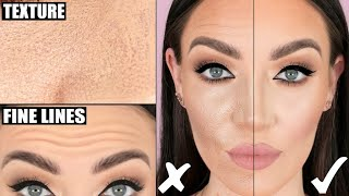 FOUNDATION DOS & DON'TS for OVER 30s | Mature Skin Makeup Mistakes