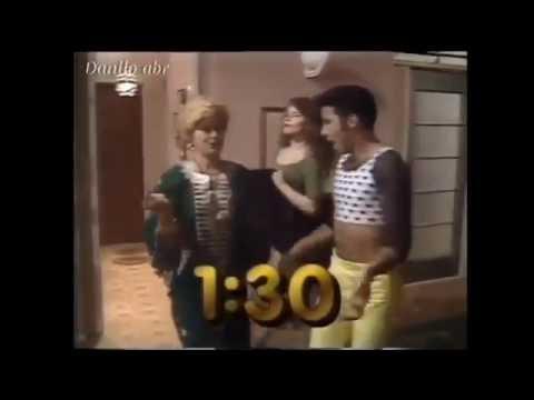 Chamada de capítulo de ''Barriga de Aluguel'' no ''Vale a Pena Ver de Novo'' (TV Globo - 1993)