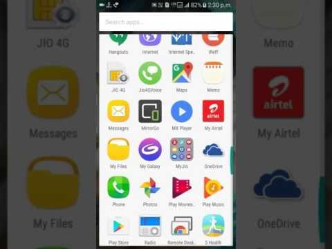 Anti theft mobile app ( use Cm security app)
