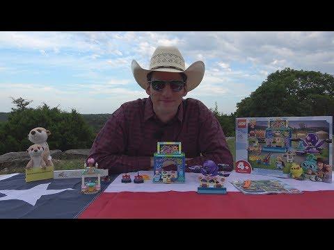 Held on tour - LEGO® Toy Story 4 10770 - Buzz & Woodys Jahrmarktspaß - richtig!