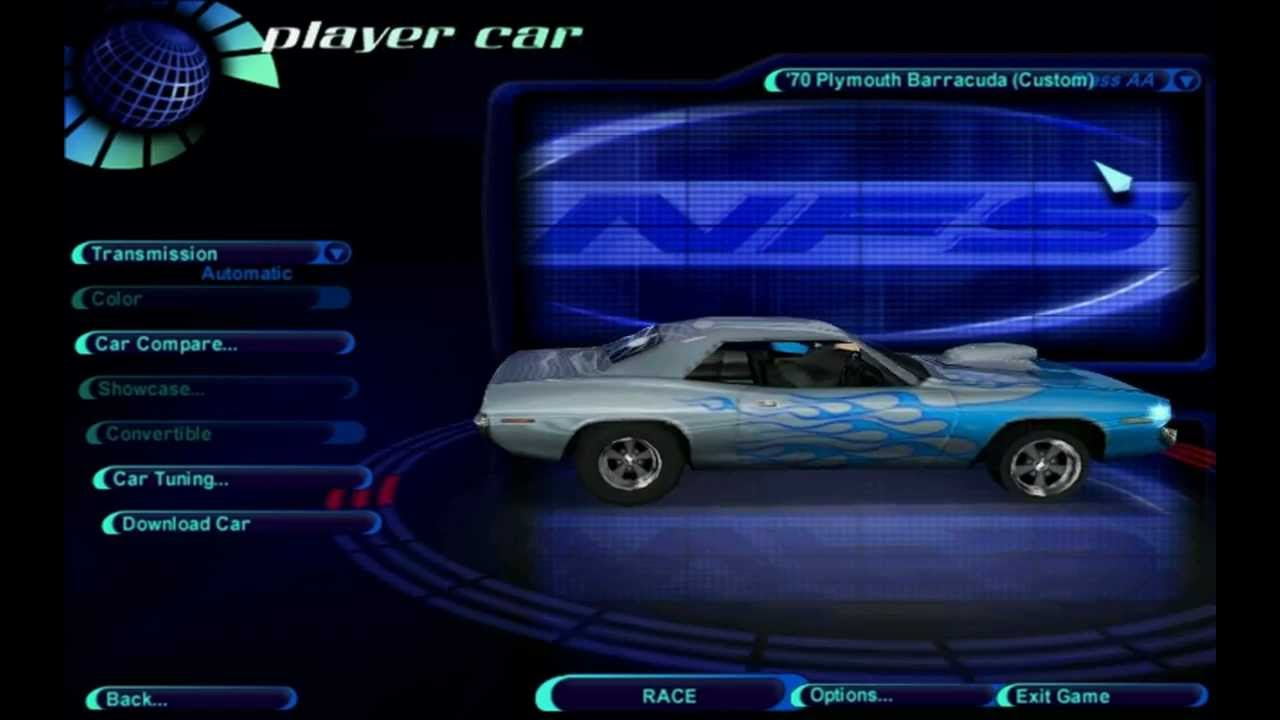 Need For Speed Motor City High Stakes Cars Showroom Youtube