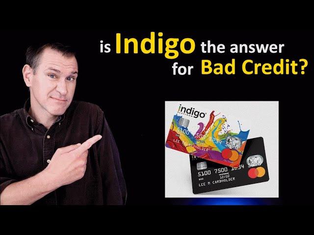 Indigo Credit Card Review - Is Indigo Mastercard a good unsecured