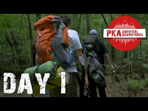 DAY 1 (Part 1): Starting The Journey - PKA Survival Trip 2015