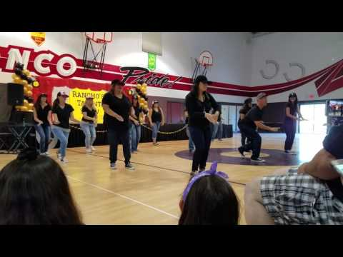 2017 Rancho San Justo Middle School Talent Show (1st) - Teacher's Act