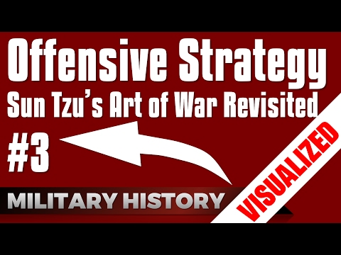 Offensive Strategy - Sun Tzu's Art of War #3 - Revisited