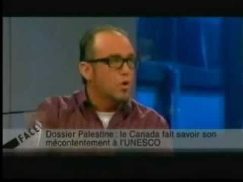 Quebec TV Host Claims Israel Indiscriminately Murders Innocent Palestinians With Bulldozers