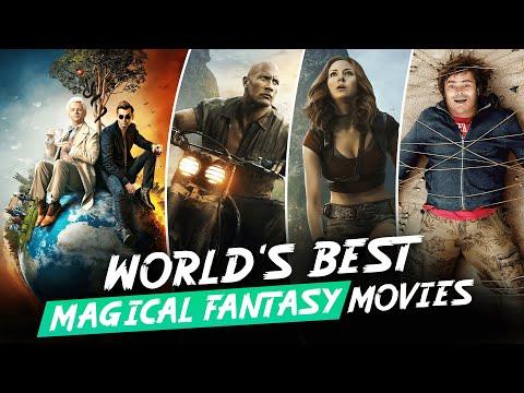 TOP 9 Best Magic Fantasy Movies in Hindi | 10 जादुई फिल्मे | Best Magic Fantasy Movie