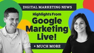 Google Announces Machine Learning Initiatives, AR Facebook Ads & More! - Marketing O'Clock Ep. 26