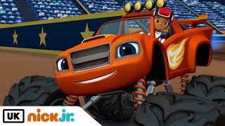 Blaze and the Monster Machines   Sing Along: Acceleration Song   Nick Jr. UK