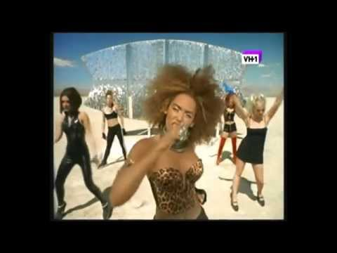 Spice Girls - Say You'll Be There (US Censored Version) HD