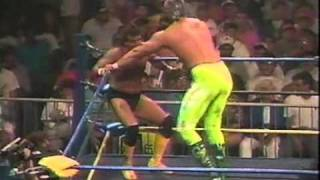 Oz (Kevin Nash) vs. Johnny Rich - WCW Clash of the Champions 15 *RARE*