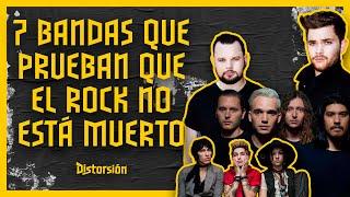 7 BANDAS NUEVAS que comprueban que EL ROCK NO HA MUERTO