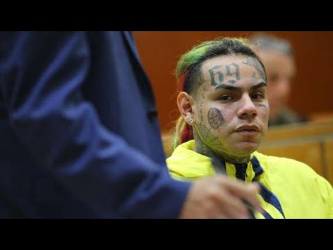 Tekashi 6ix9ine Could Face No Jail Time For Cooperating w/ Feds in Racketeering Case!!!