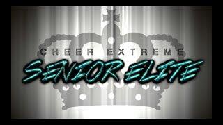 Cheer Extreme Senior Elite - NCA Mix 2017-18