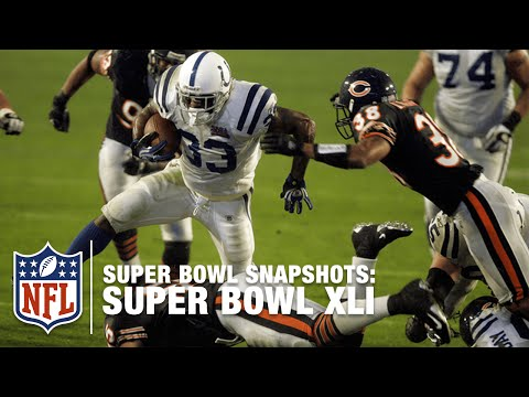 Super Bowl Snapshots:  Shariff Floyd Remembers Super Bowl XLI | NFL
