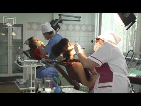 Городская детская стоматологическая поликлиника г. Горловки / SMENA.TV