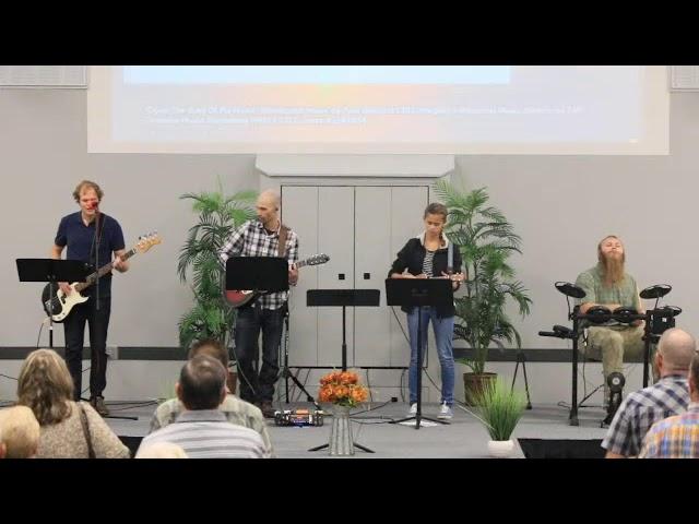 Sunday Worship Service - October 3rd, 2021