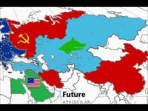 Future of the World | europe Usa Turkistan Eurasia