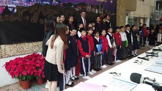 Publication Date: 2019-12-19 | Video Title: 手鈴A團 4 大合照 @香港培正小學 17.12.2019