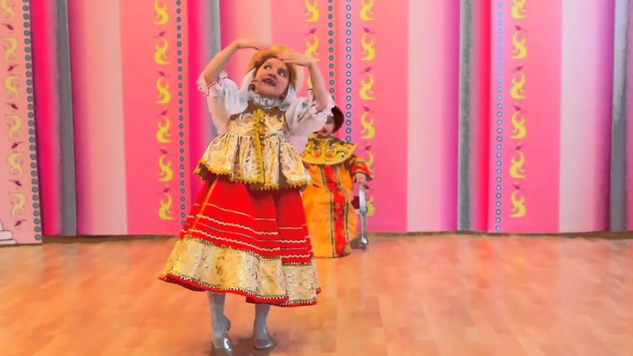 Шикарная песня в детском саду Солнышко