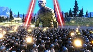 1 ZOMBIE VS 20 000 SOLDATS !
