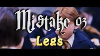 15 Movie mistakes - Harry Potter and the Sorcerer's Stone (E1)