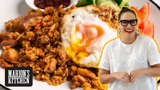 Fried Rice Indonesian Style - &#39Nasi Goreng&#39 - Marion&#39s Kitchen