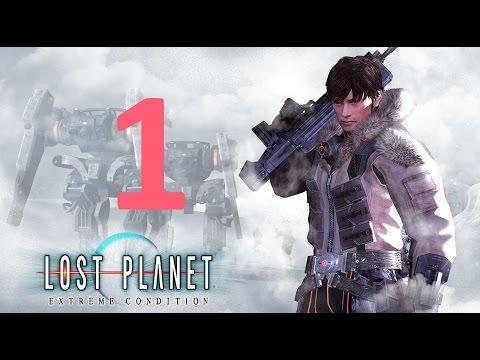 Lost Planet. Прохождение (без комментариев)