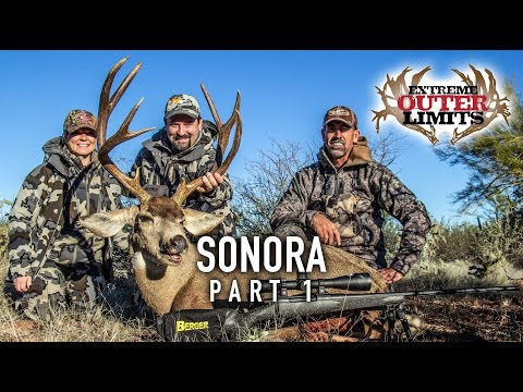 Hunting Mule Deer In Mexico - Muley Connection