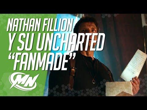 Nathan FIllion y su Uncharted