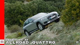 The Audi A4 Allroad Quattro Videos
