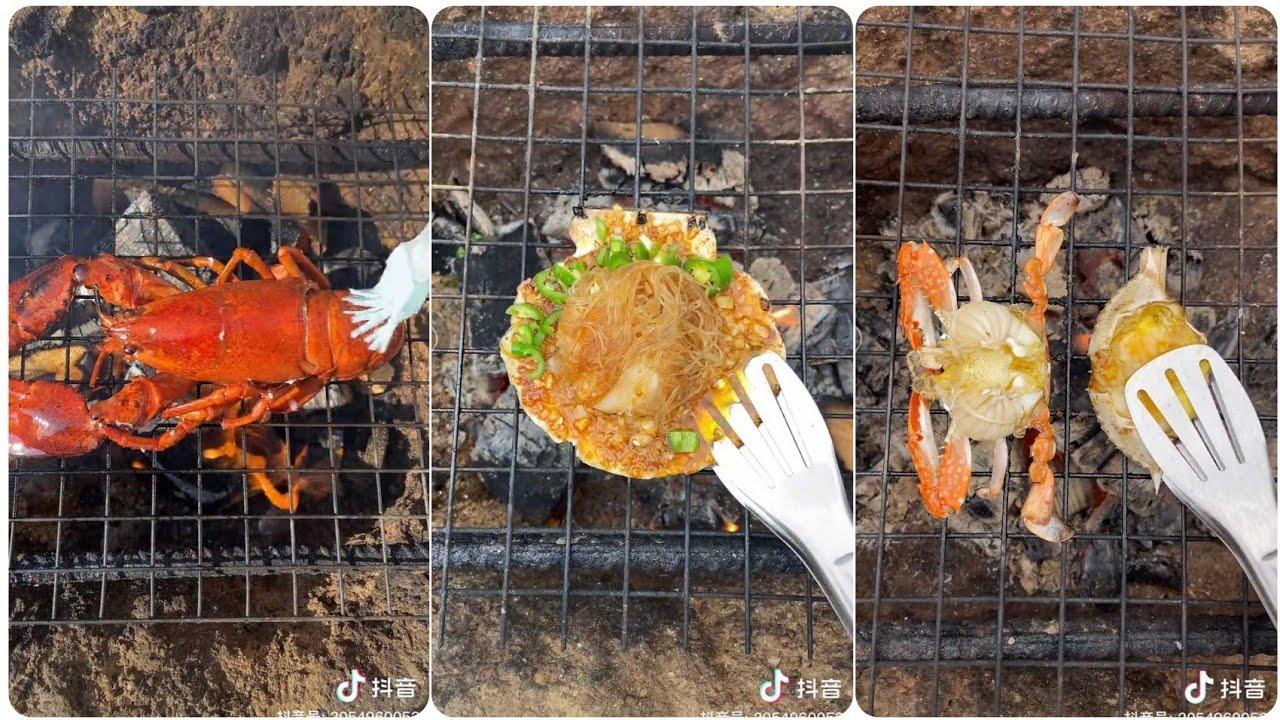 Vài Đồng Lẽ Ăn Được Gì – Ẩm Thực Nướng Đá – Ẩm Thực Trung Quốc