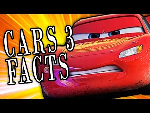 Top 10 CARS 3 Movie Facts - Best Timing Ever??