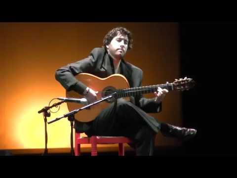 Yago Santos en el Festival Vallecas Flamenco 2013