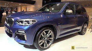 2018 BMW X3 M40i xDrive - Exterior and Interior Walkaround - Debut at 2017 Frankfurt Auto Show