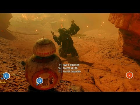 These BB Droids Are Awesome! Star Wars Battlefront 2(EA) GA Gameplay!