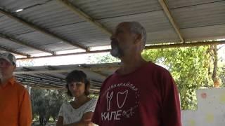 Александр Макаров рассказывает о поселении в Крыму