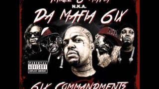Da Mafia 6ix - Murder On My Mind (Ft. SpaceGhostPurrp, Bizzy Bone & Krayzie Bone)