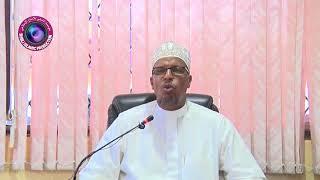 Xalqadii 8aad    Su'aalihii facebook ga    Sh. Dr. Mohamud Shibli