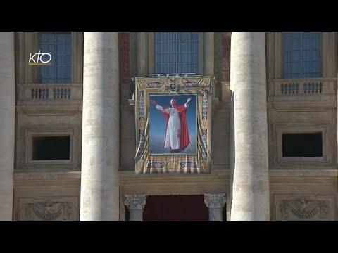 Messe de Béatification de Paul VI
