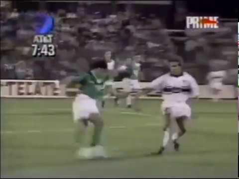 Marco Etcheverry vs Estados Unidos (Copa América 1995)