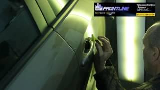 Удаление вмятин на кузове автомобиля в Воронеже(, 2014-05-01T08:43:53.000Z)