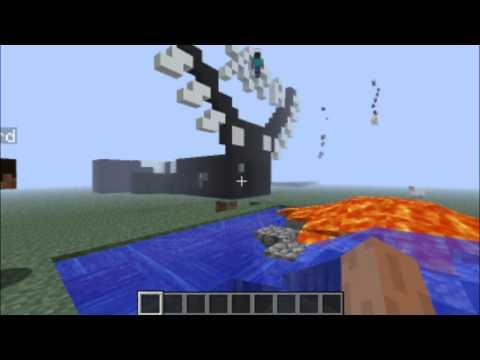Minecraft บุกบ้านผีสิง(ไร้สาระ)