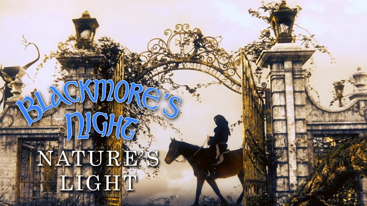 "Blackmore's Night - ""Nature's Light"" (Official Music Video) - New Album OUT NOW"