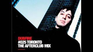 Deep Dish in Toronto Global Underground #25 cd3 (Dubfire Afterclub Mix)