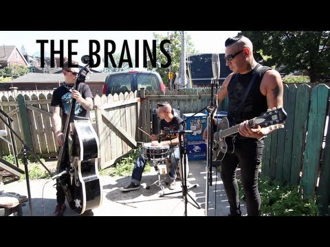 The Brains - Misery (Live on Exclaim! TV)